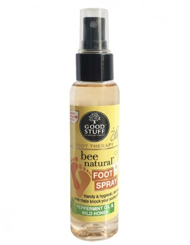 Good Stuff Bee Natural Foot Spray, 100ml