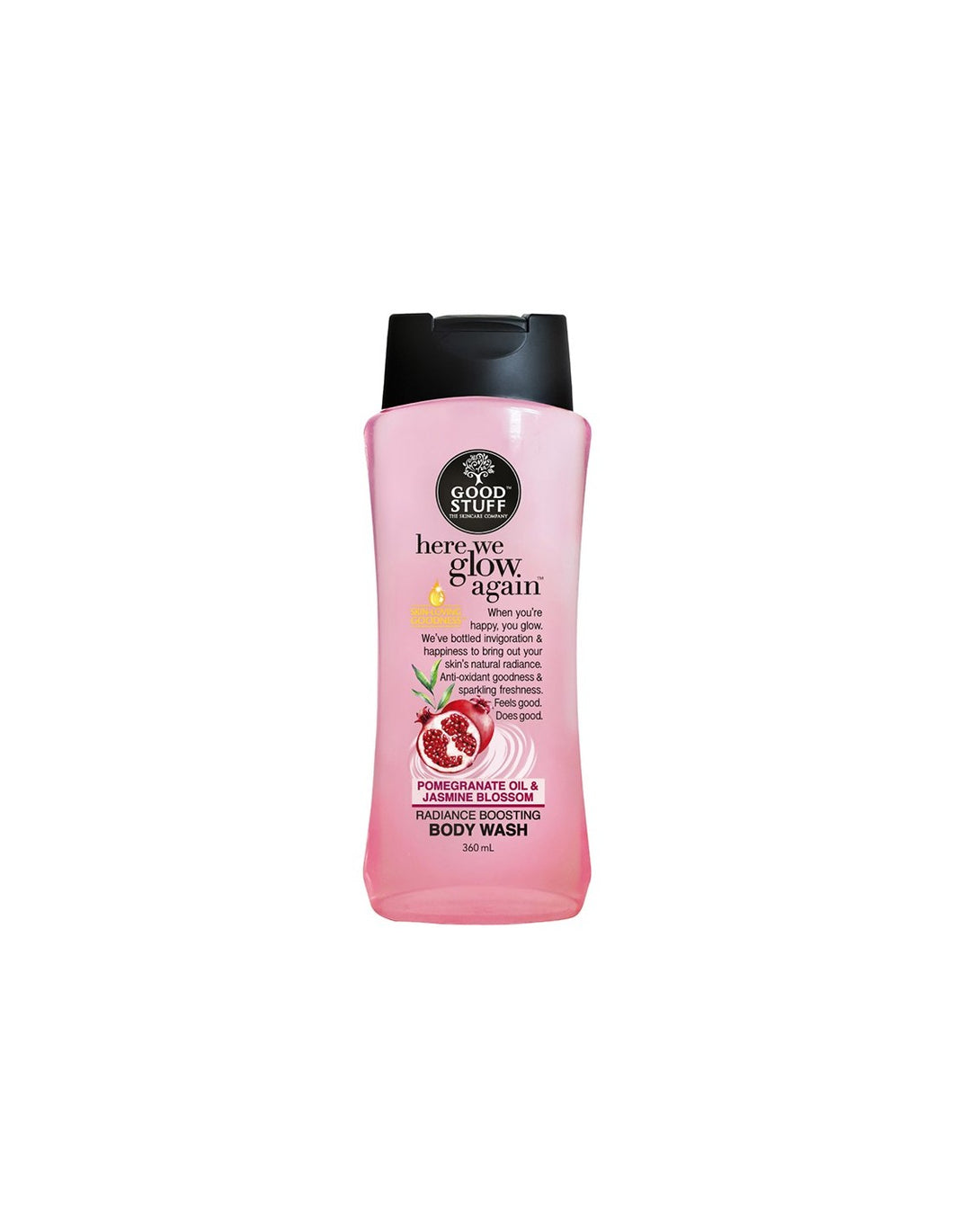 Good Stuff Here We Glow Again Body Lotion 360ml