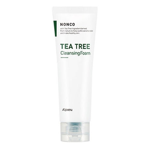 NANCO Tea Tree Cleansing Foam 130ml