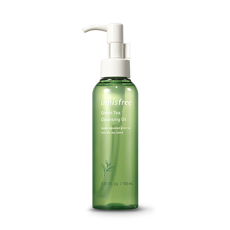 Green Tea Cleansing Oil / Huile Démaquillante