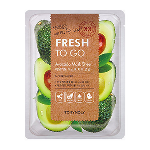 Fresh To Go - Avocat (Nutrition) NEW