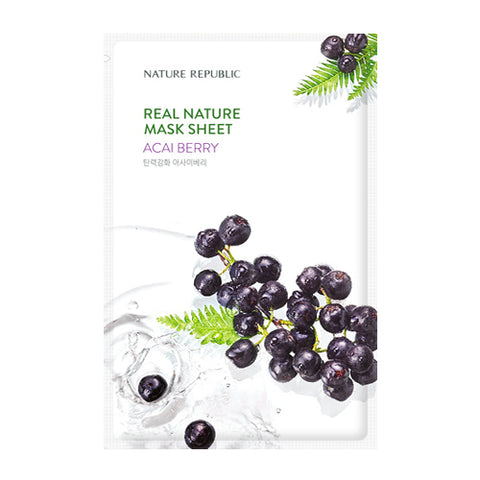 Real Nature NEW- Acai Berry (Élasticité)