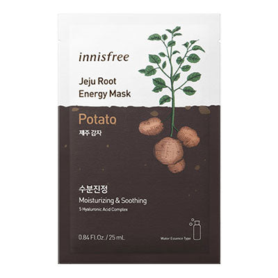 *Vegan* Jeju Root Energy Mask - Pomme de terre (Apaisant) NEW
