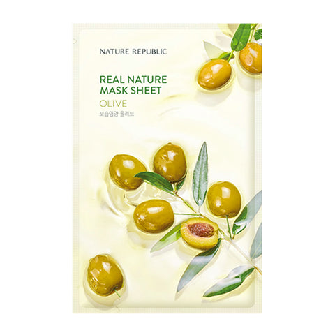 Real Nature NEW - Olive (Nutrition)