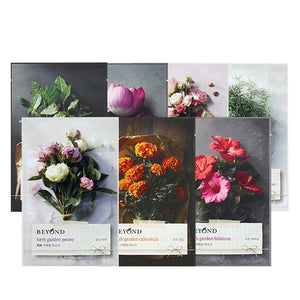 Coffret BEYOND Herb Garden Mask (7 masques)