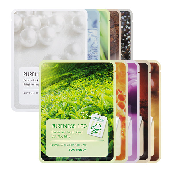 Pureness 100 (10 masques)