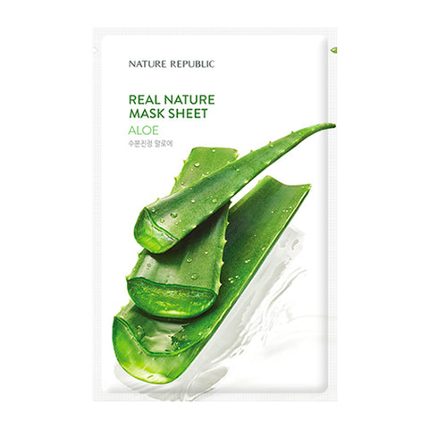 Real Nature NEW - Aloés (Hydratant)
