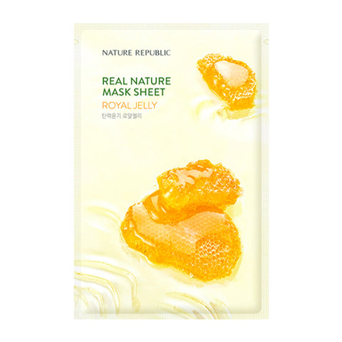 Real Nature NEW - Gelée Royal (Élasticité)