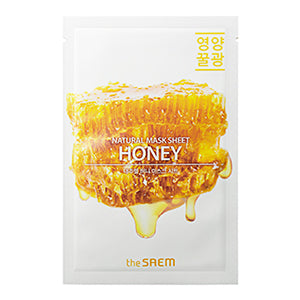 Natural Mask Sheet NEW - Miel