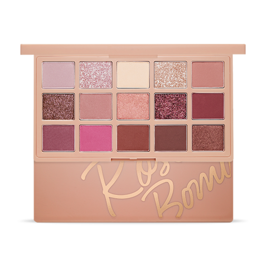 Play Color Eye Palette Rose Bomb NEW