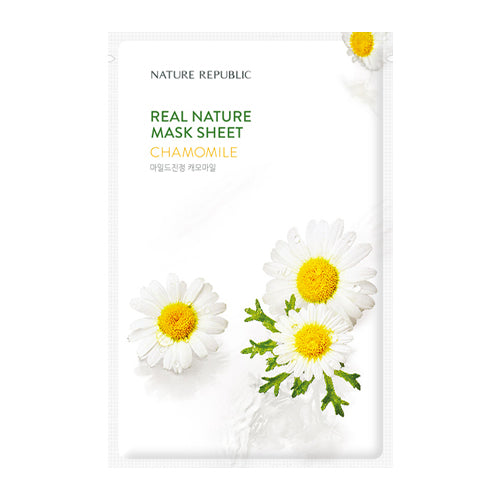 Real Nature NEW - Camomille (Apaisant)