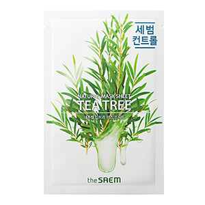 Natural Mask Sheet NEW - Arbre à thé