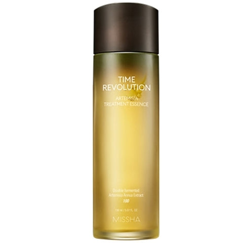 Time Revolution Artemisia Treatment Essence (Pour la peau imperfection) NEW