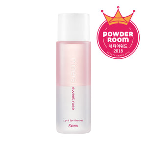 Mineral Lip & Eye Remover Sweet Rose
