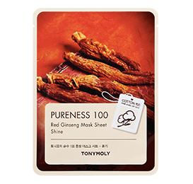 Pureness 100 - Ginseng Rouge (Éclatant)