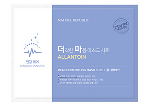 Real Comforting Mask Sheet - Allantoin (Sensitive Skin Care)