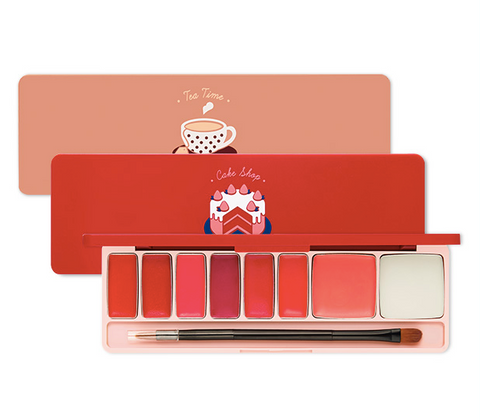 Play Color Lip & Cheek Palette (2 Types)