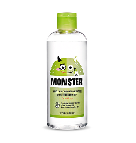 Monster Eau Micellaire