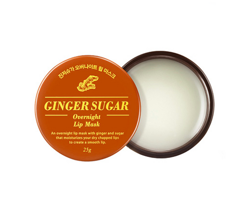 Ginger Sugar Overnight Lip Mask / Soin lèvres de nuit