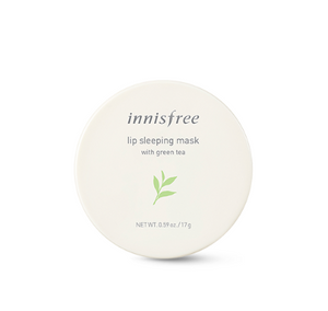 Lip Sleeping Mask with Green Tea