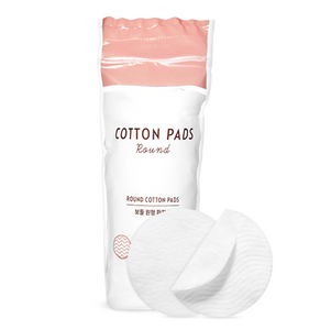 Cotton Pads Round (80pcs)