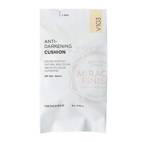 Miracle Finish Anti-Darkening Cushion Recharge N201
