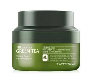 The Chok Chok Green Tea Watery Cream 60ml