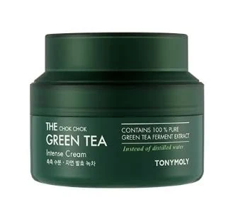 The Chok Chok Green Tea Intense Cream 60ml