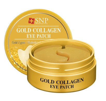 SNP Gold Collagen Eye Patch (60 pcs)