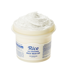 Rice Daily Brightening Mask Wash Off