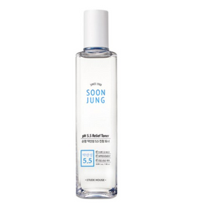 Soonjung pH 5.5 Relief Toner 180ml
