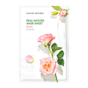 Real Nature NEW - Rose (Purifiant&Hydratant)