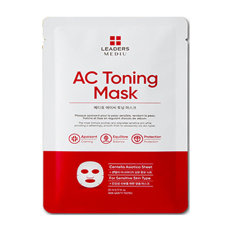 AC Toning Mask (Pour la peau imperfection)