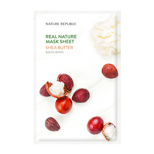 Real Nature NEW - Beurre de Karité (Nutrition)