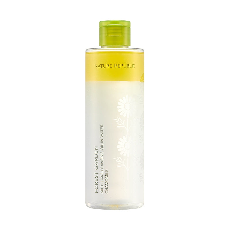 Forest Garden Micellar Cleansing Oil In Water Camomille  NEW