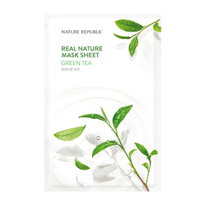 Real Nature NEW - Thé vert (Apaisant)