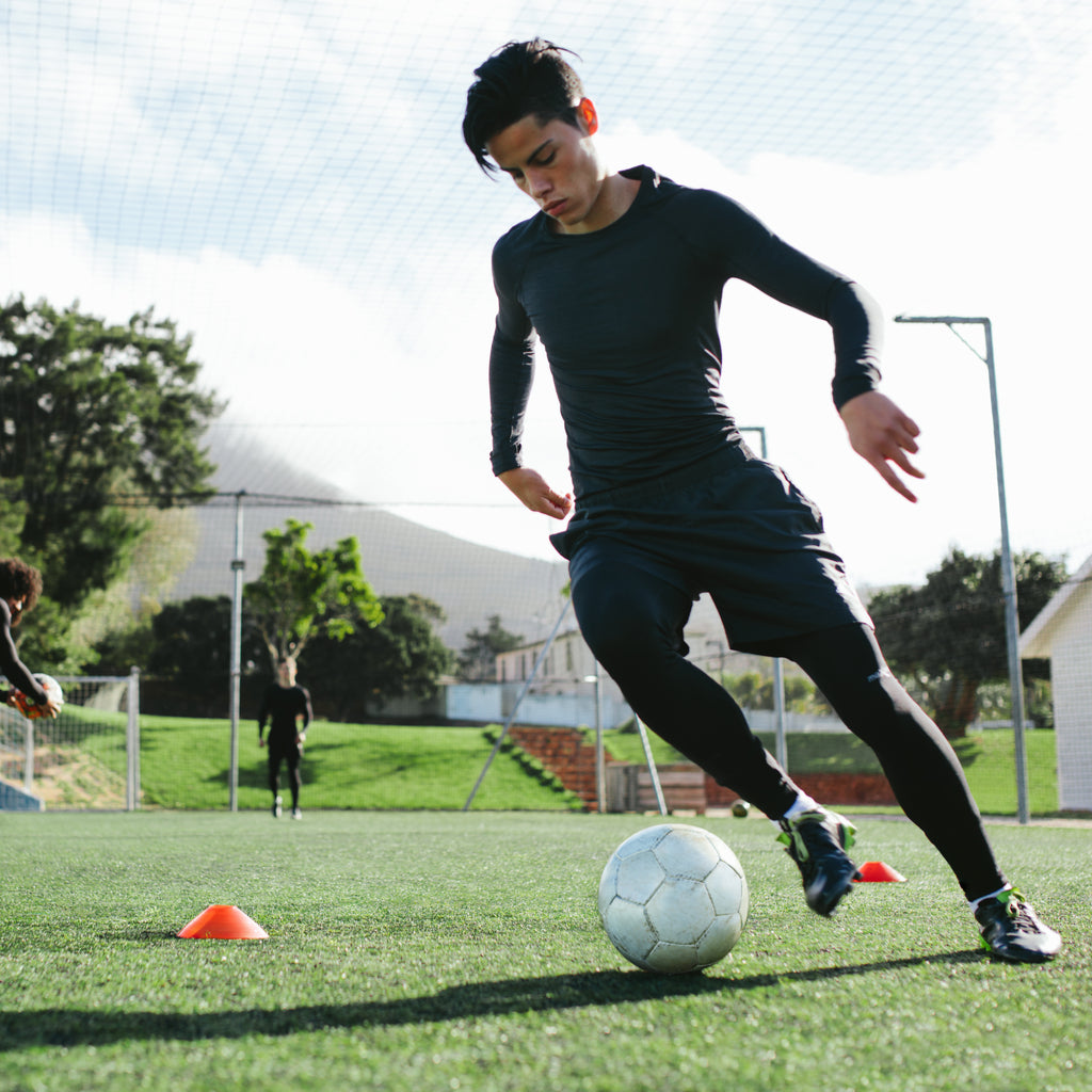 Post-Exercise Tips for a Soccer Event