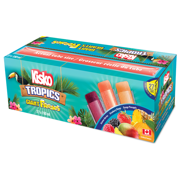 Kisko Tropics Giant Freezies