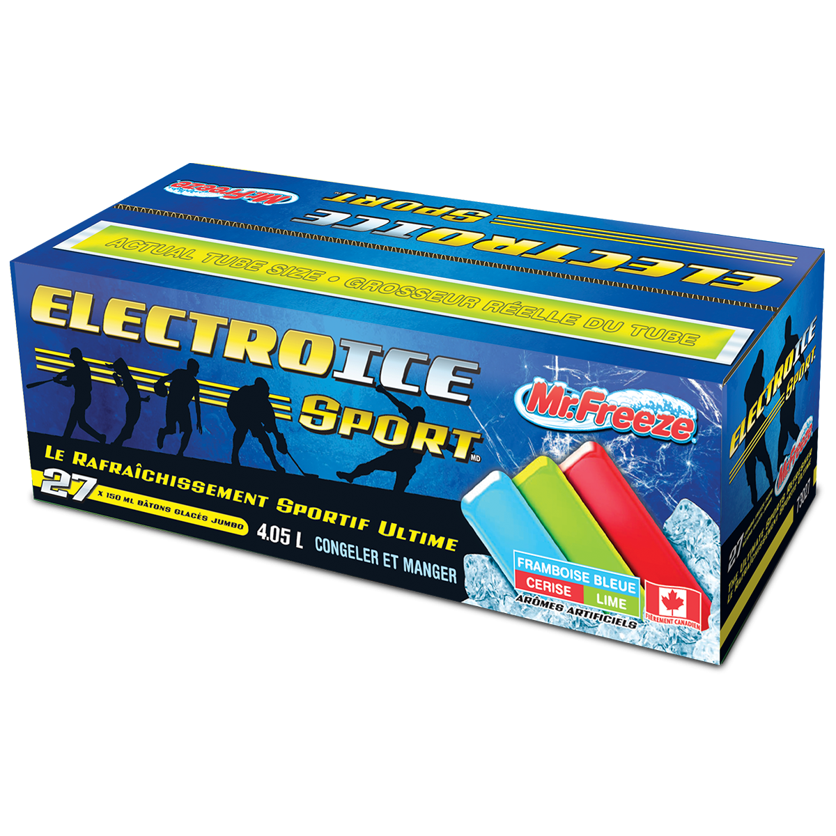 Mr. Freeze Electroice Sport