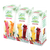 """MRS. J'S NATURAL"" ORGANIC JUICE POPS 3 BOX PACK"