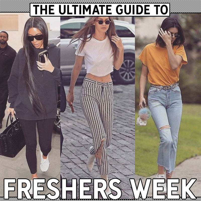 The ultimate guide to freshers week