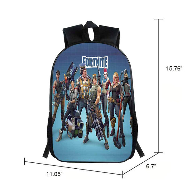 Fortnite School Backpack Daypack CSSO192 - cosplaysos