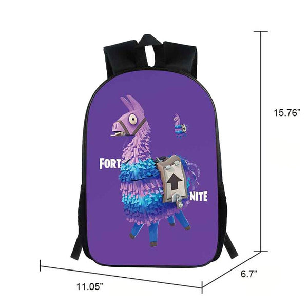 Fortnite Graphic School Backpack CSSO201 - cosplaysos