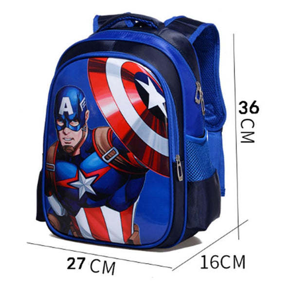 Captain America Comics Backpack CSSO163 - cosplaysos