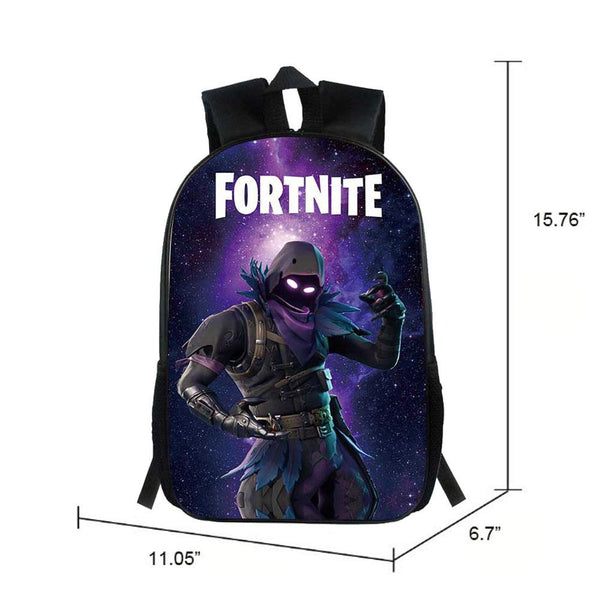 Fortnite Printed School Backpack CSSO211 - cosplaysos