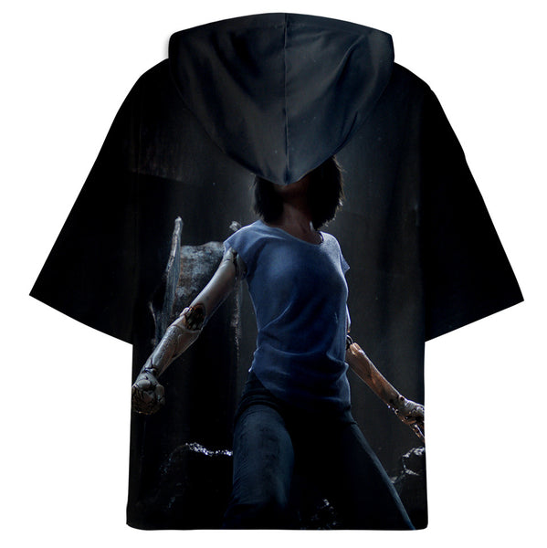 Alita T-Shirt - Battle Angel Graphic Hoodie T-Shirt CSOS982 - cosplaysos