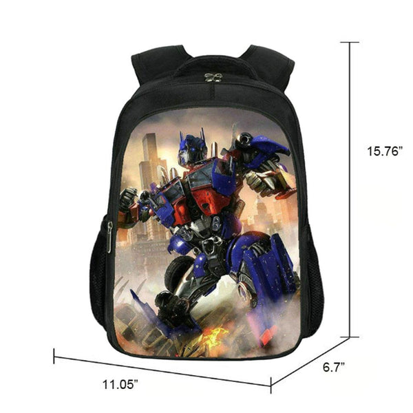 Transformers School Bag Backpack CSSO176 - cosplaysos