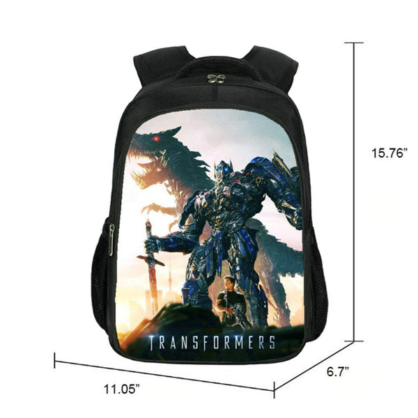 Cool Cartoon Transformers School Backpack CSSO177 - cosplaysos