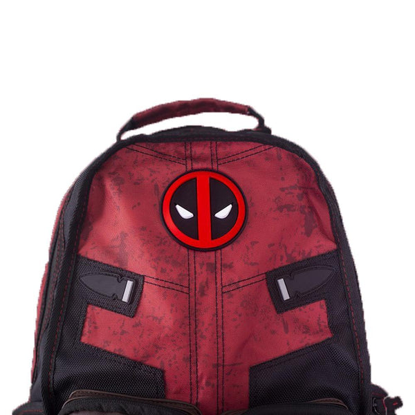 "Marvel Hero Deadpool 18"" Backpack Bag CSSO102 - cosplaysos"