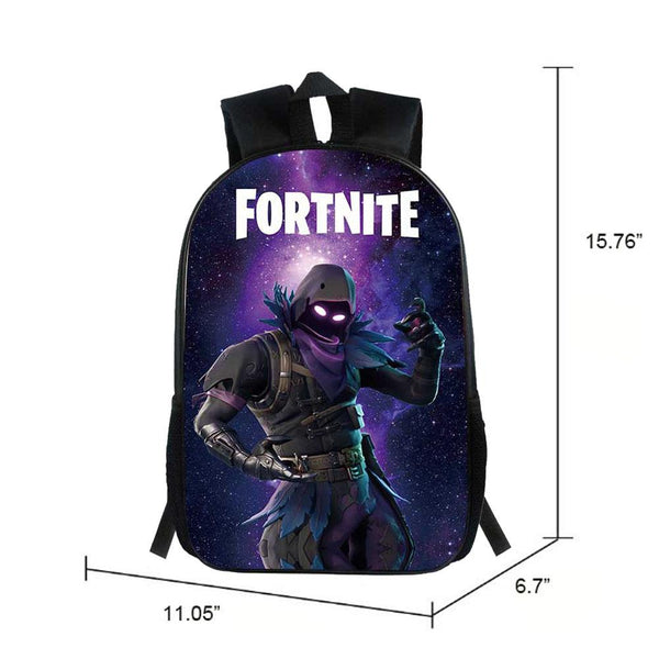 Fortnite School Casual Daypack Travel CSSO190 - cosplaysos